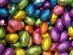 Easter Eggs & Oral Health
